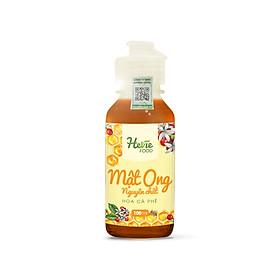 Mật ong xuất khẩu hoa Cà Phê nguyên chất HeVieFood 100ml công dụng bồi bổ tăng cường sức đề kháng, hỗ trợ dinh dưỡng hương vị đậm đà dễ dùng hàng chính hãng công ty, xuất xứ Việt Nam