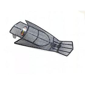 baga cho xe sirius kiểu spark lưới tặng bao tay xe máy