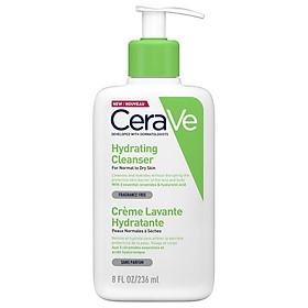 Sữa rửa mặt dịu nhẹ CERAVE Foaming Cleanser - Cila House