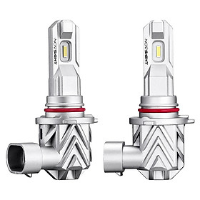 2x Auto LED 9005 Headlight Bulbs Driving Light 3500LM 40W IP68 Waterproof
