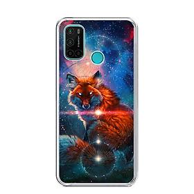 Ốp lưng điện thoại VSMART JOY 4 - Silicon dẻo - 0005 FOX04 - Hàng Chính Hãng