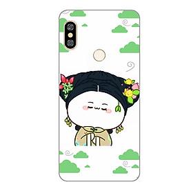 Ốp Lưng Dẻo Diên Hy Công Lược Cho Điện Thoại Xiaomi Redmi Note 5 - Phú Sát Hoàng Hậu