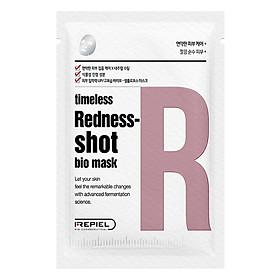 Mặt Nạ Sinh Học Cellulose Cao Cấp Repiel Chăm Sóc Da Nhạy Cảm Với Hoa Chi Trà Timeless Redness-shot