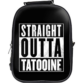 Balo Unisex In Hình Straight Outta Tatooine - BLTE131