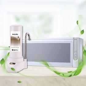 Mua máy sấy chén Sakura Q-7565WL tặng Thiết bị lọc nước Sakura SP-028 - Hàng chính hãng