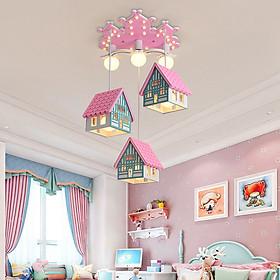 Đèn chùm trang trí phòng ngủ cho bé PH-D008 (Giao màu ngẫu nhiên)