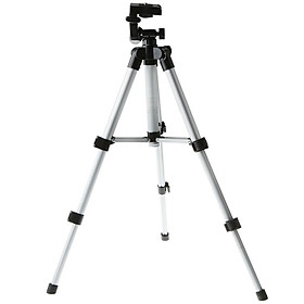 Extendable Flexible Portable Aluminum Tripod Stand for Canon Nikon Camera