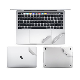 Bộ dán Full JRC 5in1 bảo vệ cho Macbook Pro 13'' 2020 (A2289) - Hàng nhập khẩu