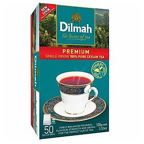 Hồng trà Yilan Dilmah 2g*50 gói