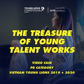 Tài Liệu Marketing - Gói Premium - Bài Thi Vietnam Young Lions 2019 + 2020 - Video case - Hạng Mục PR - Chuẩn quốc tế - Học mọi nơi - VYLVC25- Khóa học online - [Độc Quyền AIM ACADEMY]