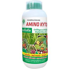 Phân bón lá Amino Kyto chai 500ml