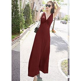 Đầm nữ dáng dài freesize db32