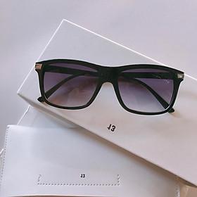Kính  râm Mắt vuông UNISEX BASIC thời trang