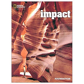 Impact American English Foundation Student's Book