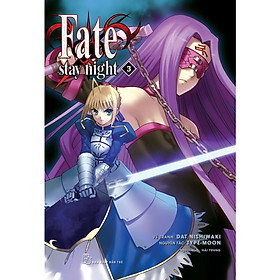 Fate Stay Night (Tập 03)