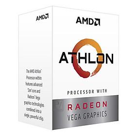 Bộ Vi Xử Lý CPU AMD Ryzen ATHLON 3000G - Hàng Chính Hãng