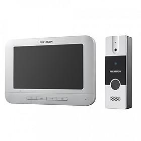 Bộ Chuông Hình HIKVISION DS-KIS202 - Hàng chính hãng