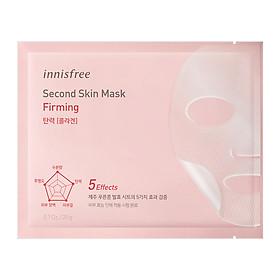 Mặt Nạ Săn Chắc Da Innisfree Second Skin Mask – Firming 20G - 131170316