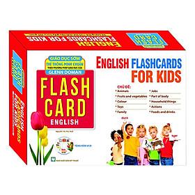 Flash Card Dạy Trẻ Về Thế Giới Xung Quanh (120 Card)