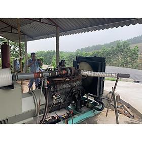 Máy phát điện khí sinh học 100kVA - chạy 100% biogas