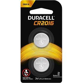 Pin Duracell CR2016 Lithium (2 Viên)