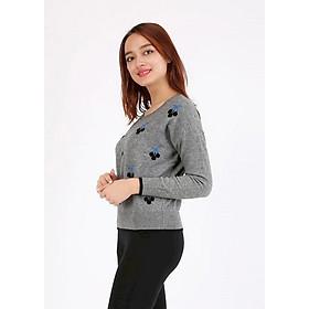 Áo Len Nữ Chùm Nho H617 - (Free Size)