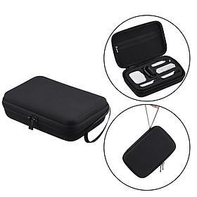 Portable Mini Carrying Case Protective Hard Bag Wear Resistant Lightweight Travel Handbag for  GO 2 Storage Bag