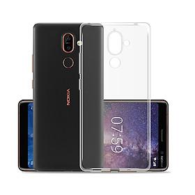 Ốp Lưng Trong Suốt Nokia 7 Plus
