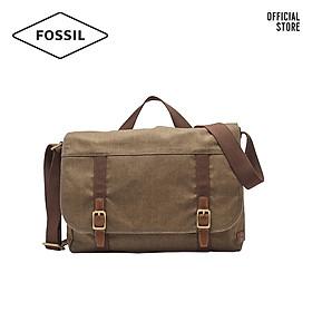 Túi đeo chéo nam thời trang Fossil Renmore Messenger SBG1238345 - màu olive