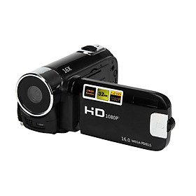 Camera Camcorders, 16MP High Definition Digital Video Camcorder 1080P 2.7 Inches TFT LCD Screen 16X Zoom Camera Recorder