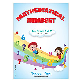 Mathematical Mindset For Grade 1 And 2 (6 - 8 Years Old)