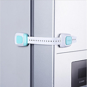 khóa tủ có dây chỉnh kích thước ( tặng ví đựng thẻ card )