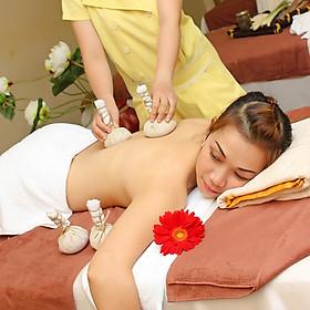 Miễn Tip - (90') Massage Body + Foot + Chạy Vitamin C + Đắp Mặt Nạ