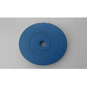 Tạ Đĩa Bọc Nhựa 5KG - Màu Xanh Dương