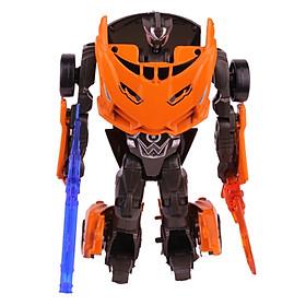 Robot Biến Hình Siêu Xe BKK 91503-VT/OR
