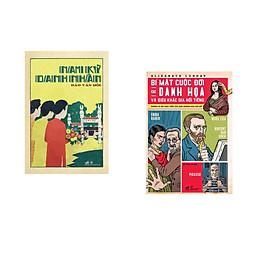 Combo 2 cuốn sách: Bí mật cuộc đời các danh họa và điêu khắc gia nổi tiếng + Nam kỳ danh nhân