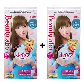 Thuốc Nhuộm Tóc Tạo Bọt Beautylabo – Whip Hair Color Nhật Bản - Tặng Kèm 1 Hộp Thuốc Nhuộm Tóc