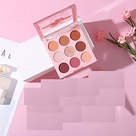 Bảng Phấn Mắt 9 Màu Make Up Studio Hai Lun Li Ren