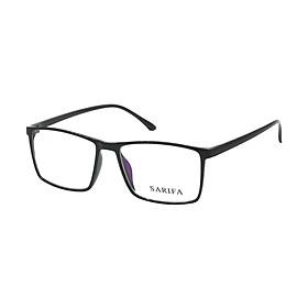 Kính Mắt Chống Tia UV Từ Điện Thoại, Máy Tính, Chống Mỏi Mắt Gọng kính chính hãng SARIFA 2438 C01
