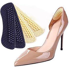 Combo 2 cặp gồm 4 miếng dán gót giày vừa chống trầy chân vừa chống tuột gót
