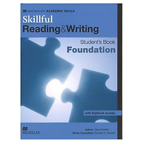 Skillful Foundation Level Reading & Writing Student's Book & DSB Pack