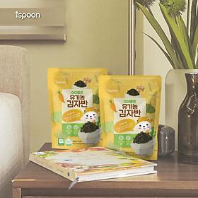 Rong biển vụn rắc cơm hữu cơ Ipsoon 30g nhập khẩu Hàn Quốc