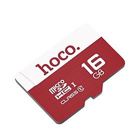 Thẻ Nhớ 16GB Class10 Tốc Độ Cao MicroSD Chính Hãng Hoco