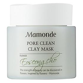 Mặt Nạ Đất Sét Loại Bỏ Bã Nhờn Dư Thừa Và Thu Nhỏ Lỗ Chân Lông Mamonde Pore Clean Clay Mask (100ml) 110650657