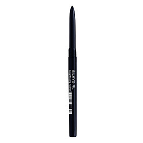 Chì Viền Mắt Silkygirl Long-Wearing Eyeliner GE0201 (0.28g)