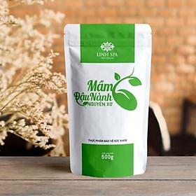 Thực phẩm bảo vệ sức khỏe - Mầm đậu nành nguyên xơ