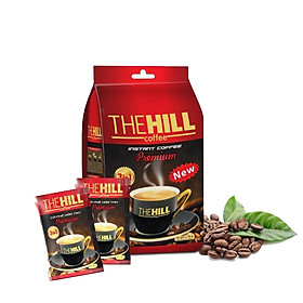 Cà Phê Hòa Tan The Hill Coffee Premium - HT-PE (396g)