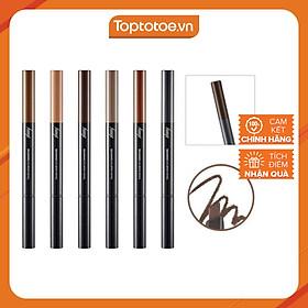 Chì Kẻ Mày The Face Shop Designing Eyebrow Pencil 34200599 (0.3g)