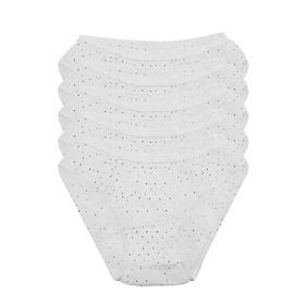 Combo bộ Quần lót giấy cao cấp- đáy 2 lớp cotton- Sunbaby
