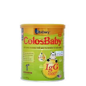 Sữa non COLOSBABY GOLD 1+ (400G)